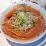 餃子の王将 - 餃子の王将@二俣川駅前店 王将ラーメン 2011年10月