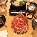 TAVERN102 THE IZAKAYA & SAKE BAR - すき焼きですよ?