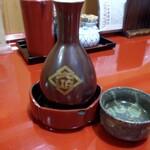 うなぎ割烹 大江戸 - ドリンク写真: