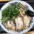 味よし - 料理写真:ネギのトッピングを追加