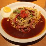 スパゲッティハウス チャオ - ミラカン R 目玉焼き(トッピング)