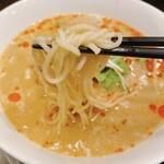 飯楽 - 担々麺