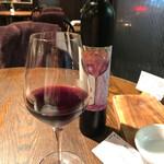 カプチーニ - デザートワイン・ロゼ1000円