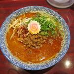 ダンダンヌードルズ - 魚担々麺