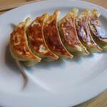 浅草恵比寿餃子 - 野菜しょうが風味餃子 450円