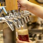 京のSAKESORA - ドリンク写真:京都のクラフトビールを樽で!