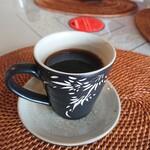 カフェ ビスタ - ドリンク写真:マンデリン