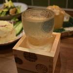 京のSAKESORA - セレクトした京都の日本酒16種揃っています