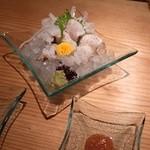 Yuuzansakanaryouri - 穴子の焼きシモ