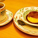 アディロンダックカフェ - 二次会サイゼリアのプリン