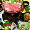 福亭 - 料理写真:牛すき焼き膳
