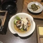 日田まぶし千屋 - 鰻ざく!