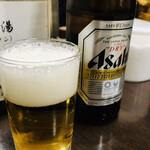 123197663 - 瓶ビール