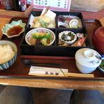 五郎田 - 松花堂弁当