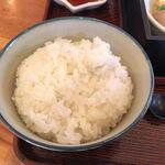 五郎田 - ご飯