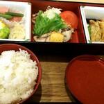 豊橋市民病院レストラン - 料理写真: