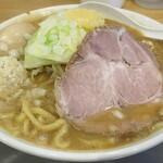 力皇 - 【力皇らーめん + 煮玉子】¥880 + ¥100