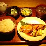 和乃匠 麻布十番1丁目バー - 魚定です☆日替わり(週替わり?)で楽しみ♡肉定も美味♡