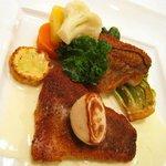 ピヴォワーヌ - 魚料理