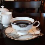 鎌倉 雪ノ茶屋 - ホットコーヒー