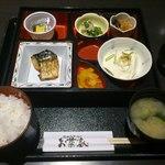 お菜家 - モーニング(和食)