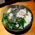123210673 - もつ鍋(塩)