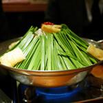 123210679 - もつ鍋(塩)