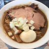 麺や 青雲志 - 料理写真:煮干豚骨チャーシュー麺¥1.400