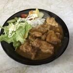 旅路食堂 - 料理写真:鳥のあんかけ