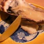 あき寿司 - 牡蠣