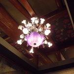 食事処 川 - 個室の照明も素敵♡