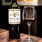 焼肉 黒田 - ワイン
