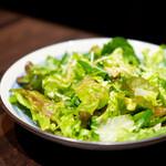 焼肉 黒田 - 黒田のグリーンサラダ