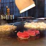 鉄板焼きステーキ あずま -