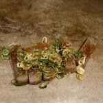 お好み焼・鉄板焼 よっちゃん - コンニャク焼き