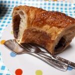 ハートブレッドアンティーク - 料理写真:二年振り❗なんか以前よりチョコが美味しくなった気がします。