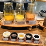 Cosme Kitchen Adaptation - スーパーフードのトッピングと美容液みたいなドレッシング♡