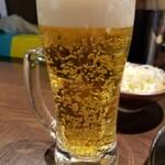 しゃがら - 1口ビール