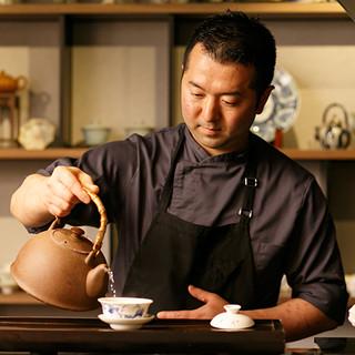 川田智也氏(カワダトモヤ)─和の心で中国料理に新たな息吹を