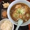 松茶屋 らーめん亭 - 料理写真:ラーメン定食