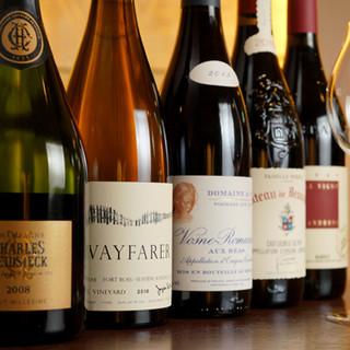 「ワインを美味しくする料理」と「料理を美味しくするワイン」