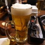 123239011 - 生ビール
