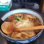 手打中華 麺民 ことぶき家 - 料理写真: