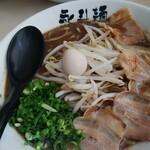 永斗麺 - サンマらーめん(790円)