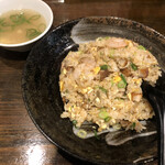陽華楼 - 自家製焼豚チャーハン700円