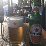 Jamie's Italian - ドリンク写真:Bintang Beer:Rp.110,000