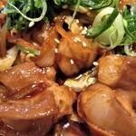 蔓牛焼肉 太田家 - ホルモン焼き