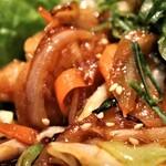 蔓牛焼肉 太田家 - 玉葱は美味しかった