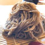 蕎麦切り大城 - 料理写真:お蕎麦
