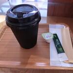 123254045 - ホットコーヒー(460円)